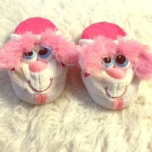 Other - 🐶Stompeez Perky Pink Puppy Slippers!!!🐶